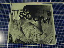 "SCUM Steel Cum 7"" Merzbow harsh noise Vertical Records"