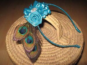 Peacock-feather-headband-hair-accessories-aliceband-bridal-wedding-flower-girl