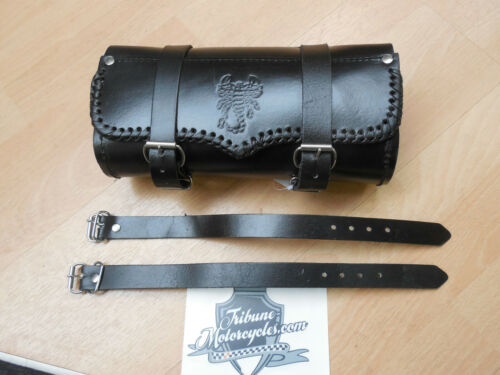 Toolrolle Werkzeugrolle Lenkertasche oval Harley Chopper