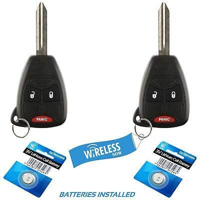Auto Parts and Vehicles Car Key Fob Keyless Entry Remote ...