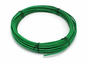 Green Jacket 10 Ft Details about  /THHN // Building Wire 14 Gauge Solid Copper UL UV