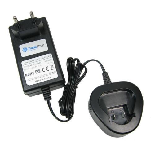 10,8V Li-Ion Akku Ladegerät ersetzt Bosch AL 1115 CV 2607225516607225135