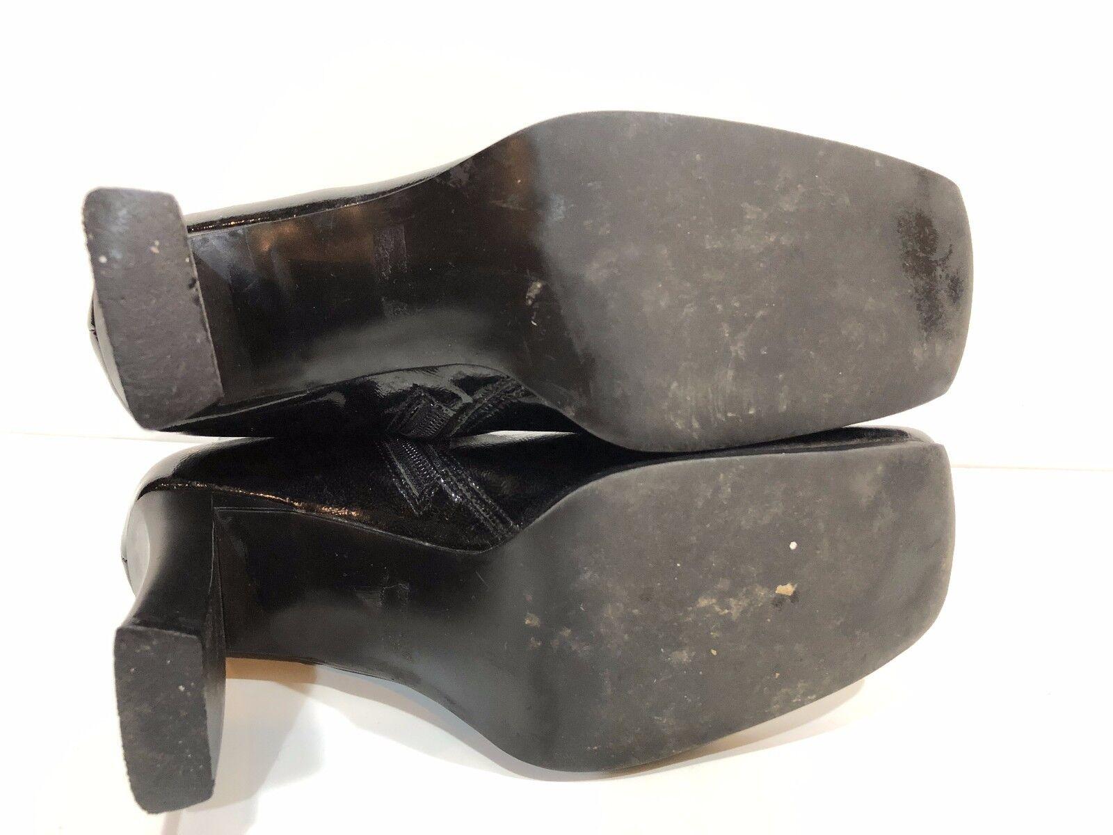 vis une vie b les bottines noires taille 8 b vie 26e571