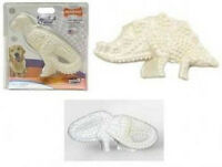 Nylabone Durable Dental Dinosaur Dog Chew Toy 3 Designs May Vary
