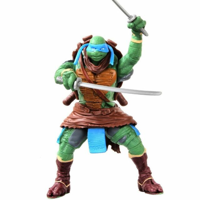 Tmnt Teenage Mutant Ninja Turtles 2014 Movie Combat Warrior Deluxe