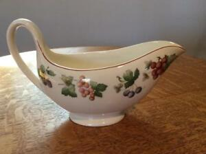 Wedgwood-Provence-Queen-039-s-Ware-gravy-boat-ca-1990