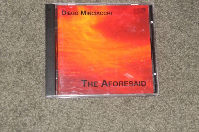 99 Cent Jazz CD -- Diego Minciacchi