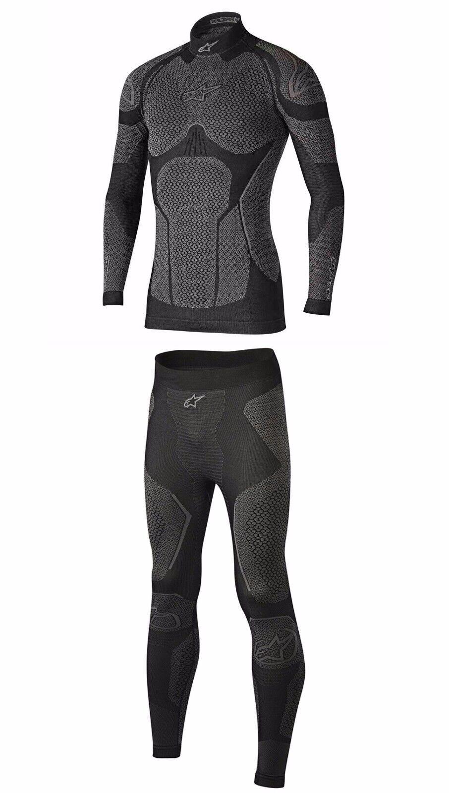 Alpinestars Paseo Tech Térmico Pantalón & Camiseta Esquí Snowboard Invierno