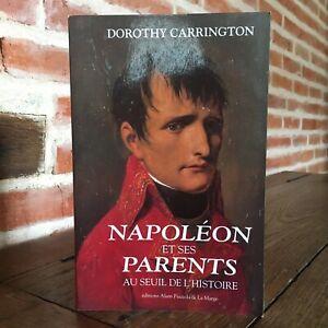 Dorothy Carrington Napoleone E Ses Genitori Au Soglia Di Storia Piazzola Marge