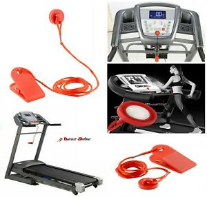 Universal-Running-Machine-Safety-Key-Treadmill-Magnetic-Security-Switch-Lock-Gym