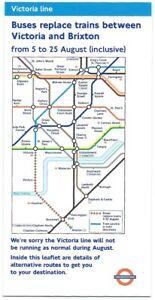 LONDON-TRANSPORT-UNDERGROUND-Map-folded-leaflet-2000-VICTORIA-LINE-bus-replace