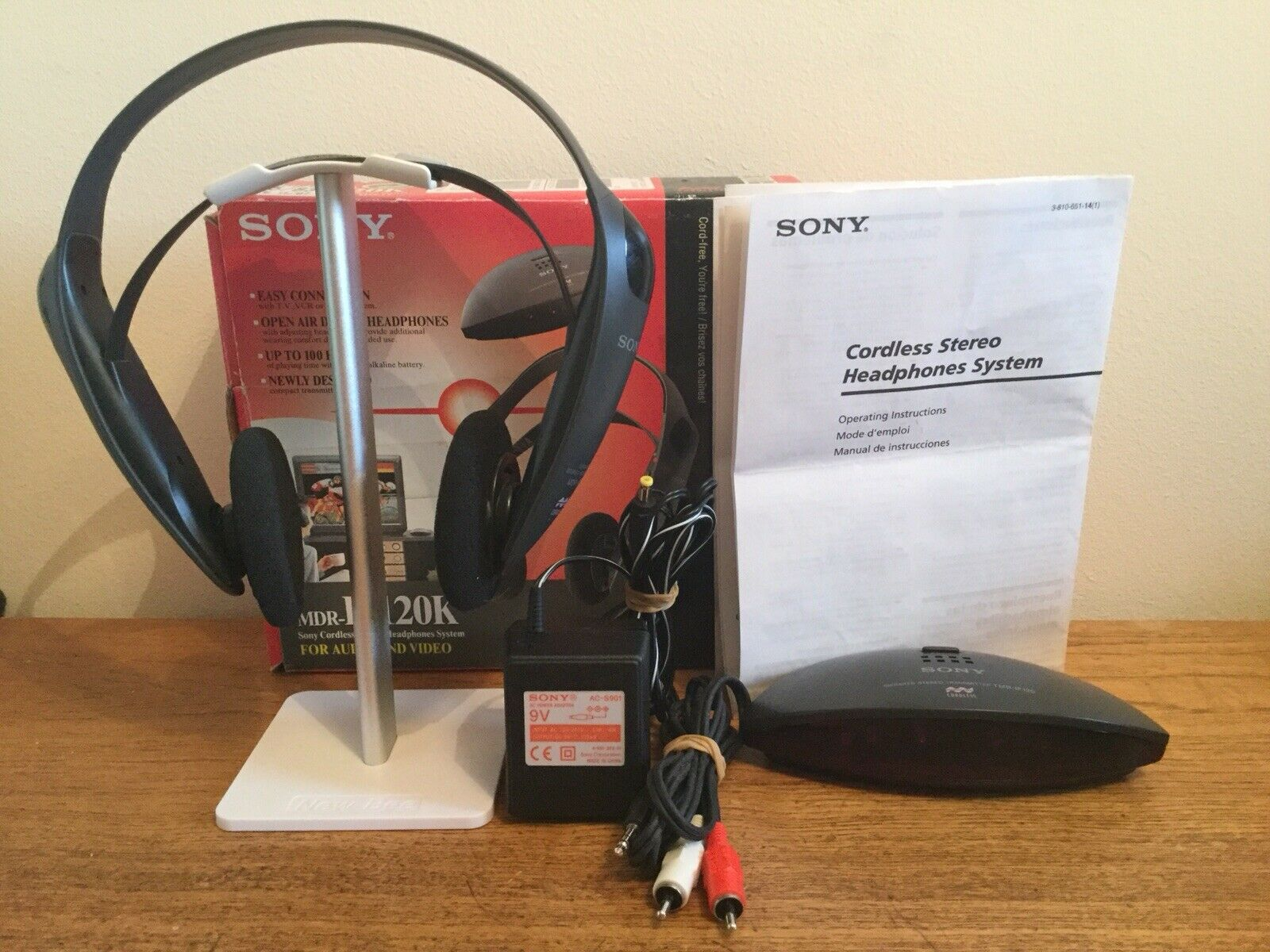 casque sony mdr-if 120