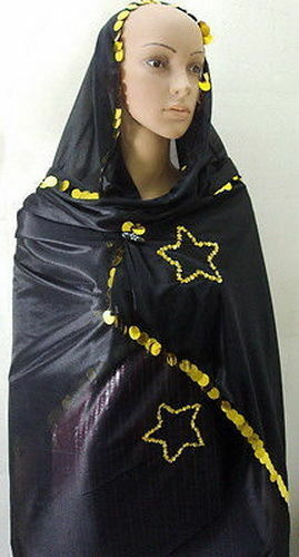 Belly Dance Professional Melaya Laff Leff Baladi Iskandarani veil Egyptian Large