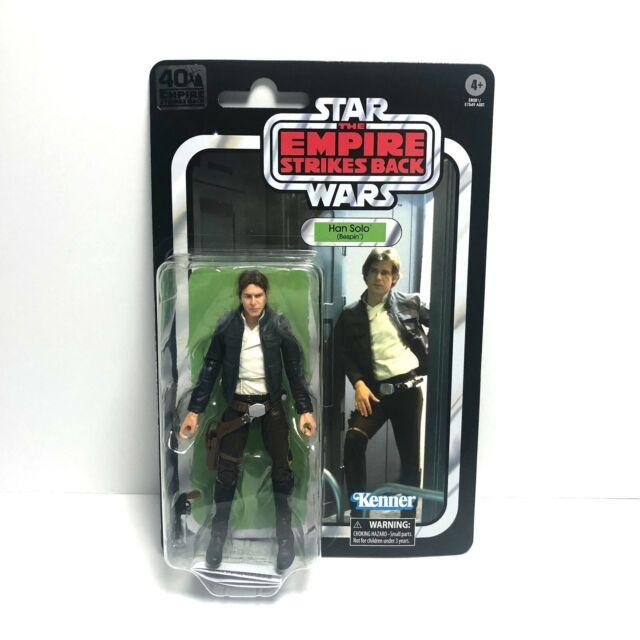 "Hasbro Star Wars   40th ESB Black Series 6"" - Han Solo (Bespin)   IN STOCK"