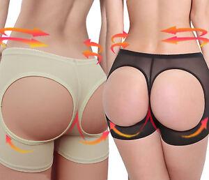 Neueste Mode Farbbrillanz beste Qualität Details zu Sexy Damen Push Up Po Höschen Slip Unterhose Mieder Dessous Lift  Hüfte Pants