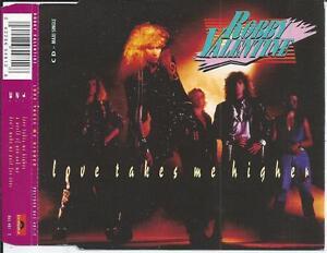 ROBBY-VALENTINE-Love-takes-me-higher-CDM-3TR-POLYDOR-1992-AOR-HOLLAND