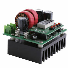 Voltage Current DC 400W 10A Digital-Controlled Constant Boost Converter