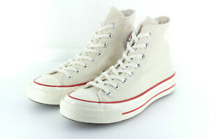 Details zu Converse Chuck Taylor AS Hi 70s White Red Wool Limited Edition 42,543,5 US9