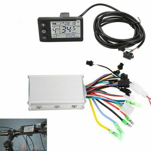 Details about  /36V-48V 350W Brushless Motor Controller LCD Panel for E-bike Scooter LCD screen