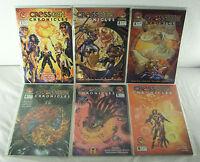 Crossgen Chronicles #1-6 Crossgen Comics 2000 George Perez