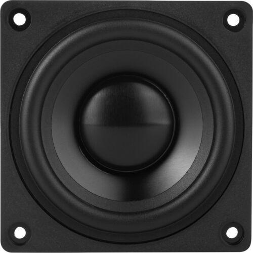"Dayton Audio DMA70-4 2-1//2/"" Dual Magnet Aluminum Cone Full-Range Driver 4 Ohm"
