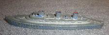 vintage Tootsie Toy die cast painted ocean liner