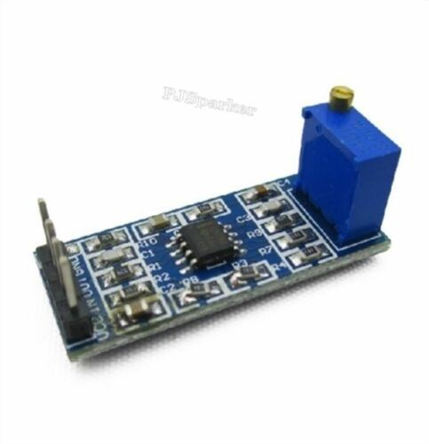 1Pcs LM358 100 Times Gain Signal Amplification Amplifier Operational Module I pn