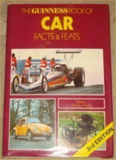 Guinness Book of Car Facts and Feats,Anthony Harding