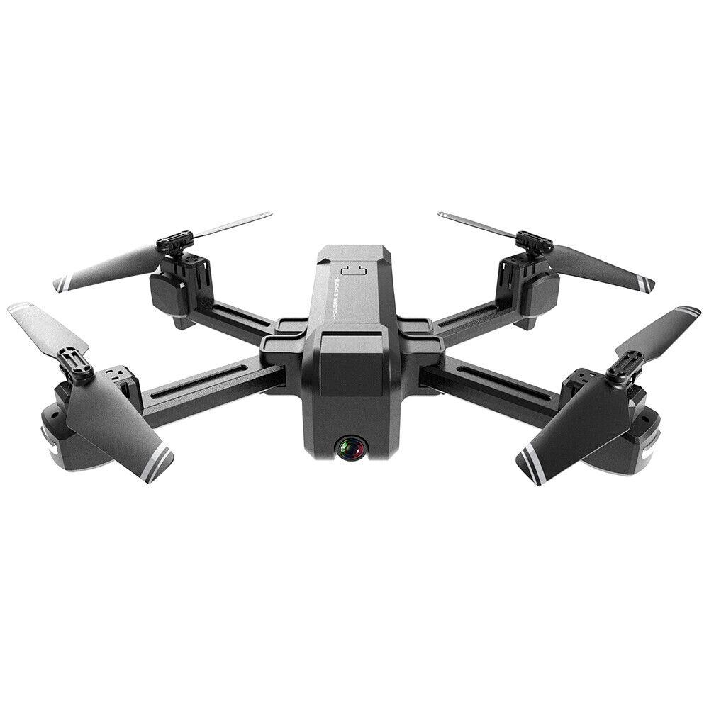 4K 1080P OPTICAL Flow RC DRONE DRONE DRONE TELEtelecamera FPV Wifi App Control Quadcopter Elicottero 6070ad