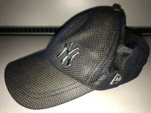 New Era Cap - NY New York Yankees Sonic Bling Navy Hat  9e5588450d37