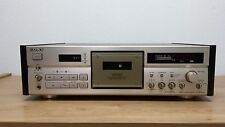 Sony TC-K970ES Gold - SUPERB High-End Stereo Cassette Deck *Near MINT Condition*
