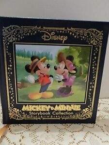Disney's Mickey Mouse Book Mickey & Minnie Storybook Collection, First Edition