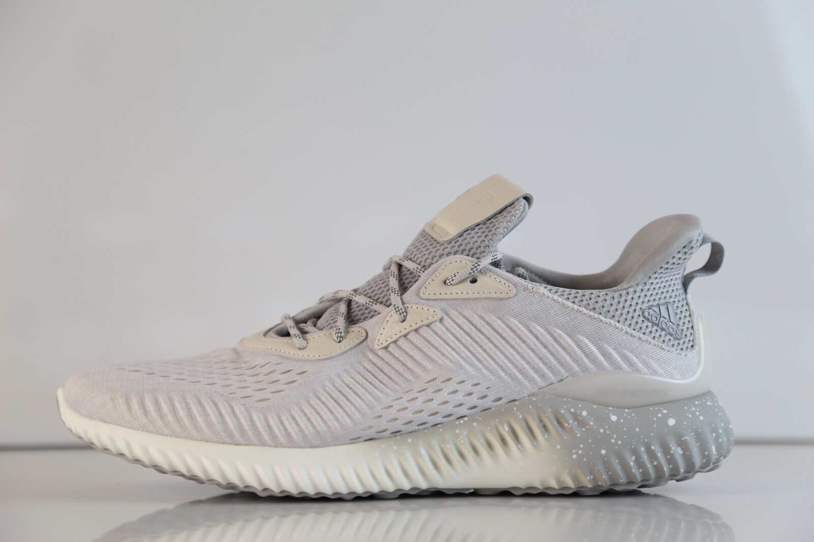Adidas Reigning Champ Alphabounce 1 RC Core White Grey Chalk CG5328 8.5-13 alpha