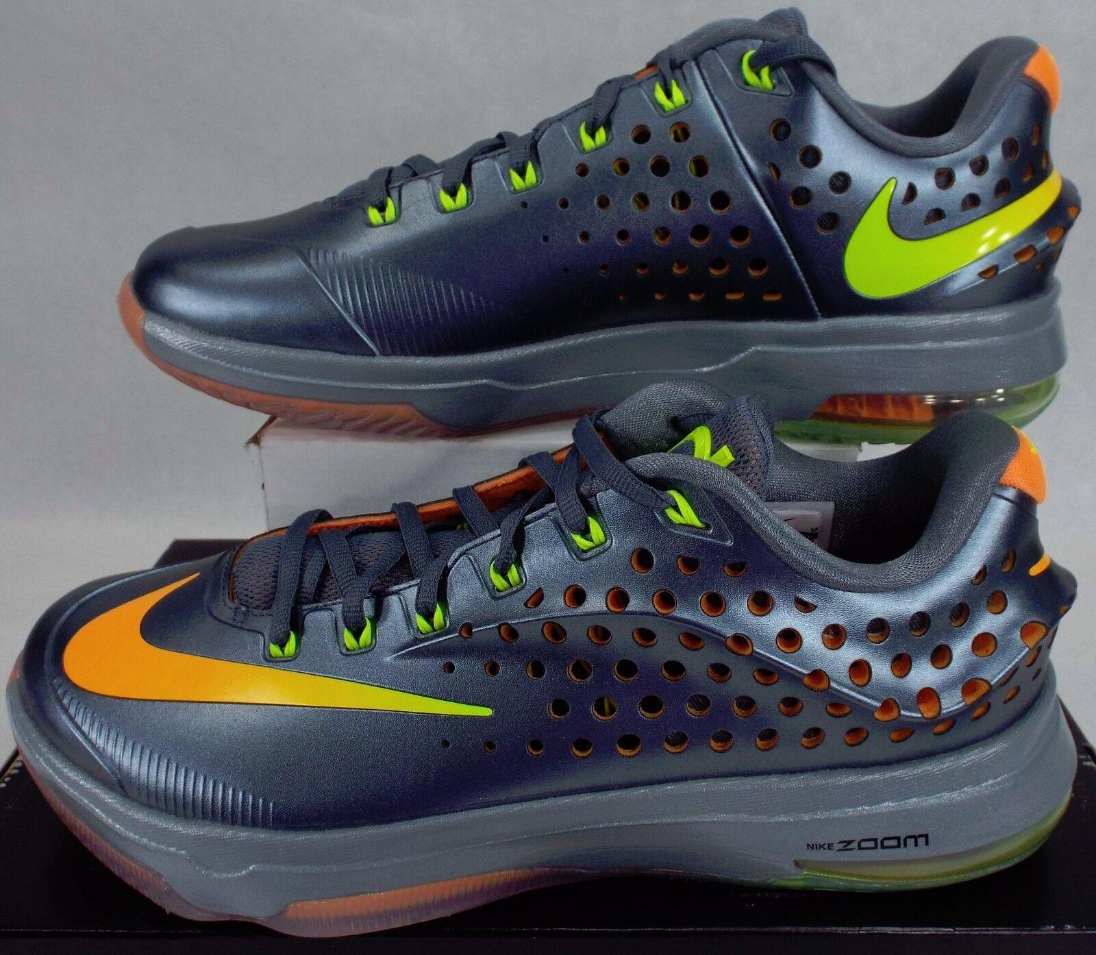 New New New homme 10 NIKE KD VII Elite Bleu Graphite chaussures 200 724349-478 2dd118