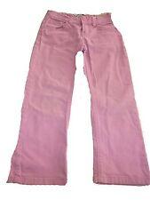 H & M tolle Jeans Hose Gr. 110 rosa !!