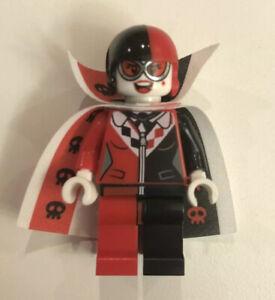 Lego Batman Villain Minifigures Two Face, Harley ...