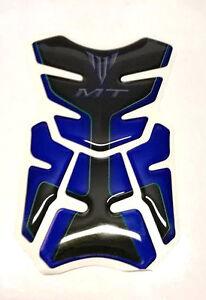 PAD-PROTECTION-RESERVOIR-YAMAHA-MT10-MT-10-BLEU-look-CARBON