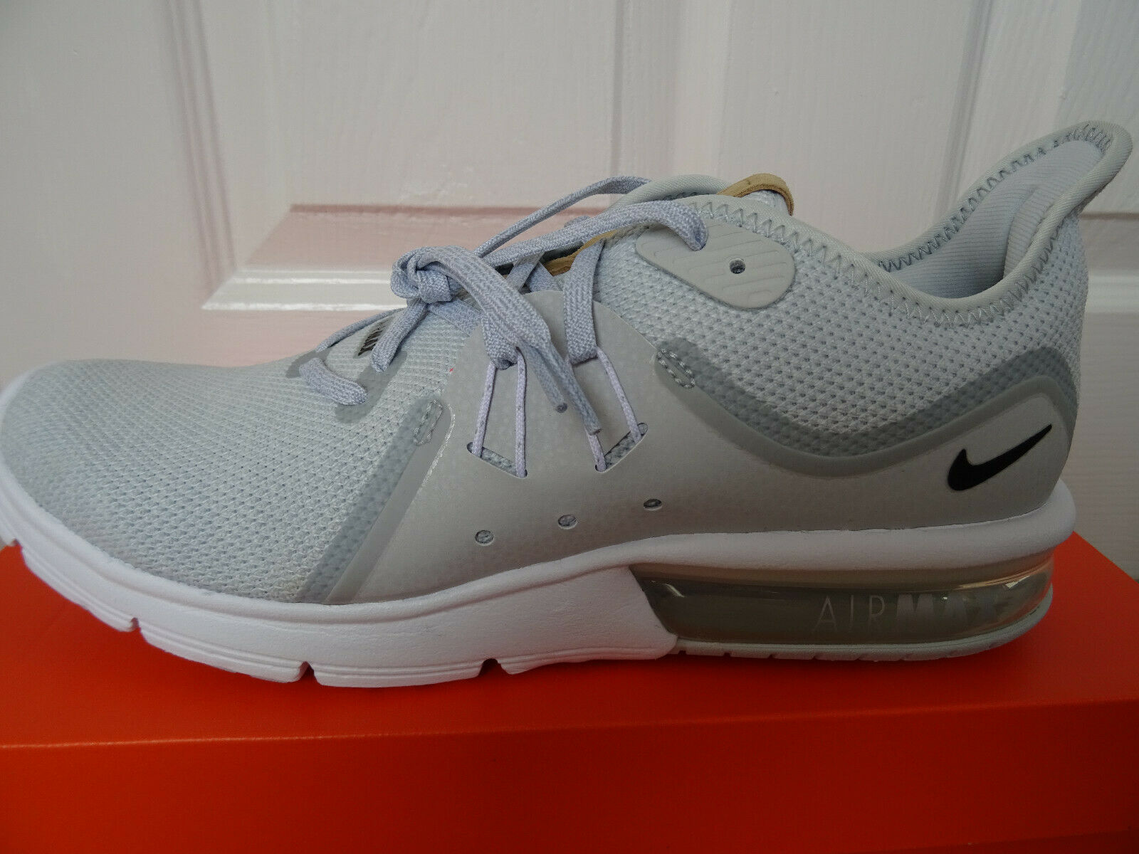 Nike Air Max Sequent 3 trainers schuhe 921694 008 uk 7 eu 41 us 8 NEW IN BOX