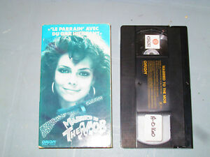 Married-To-The-Mob-VHS-French-Michelle-Pfeiffer-Alec-Baldwin-Teste