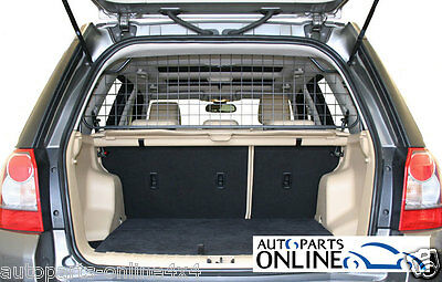 LAND ROVER FREELANDER 2  2006>16 OE QUALITY MESH DOG GUARD-R1472
