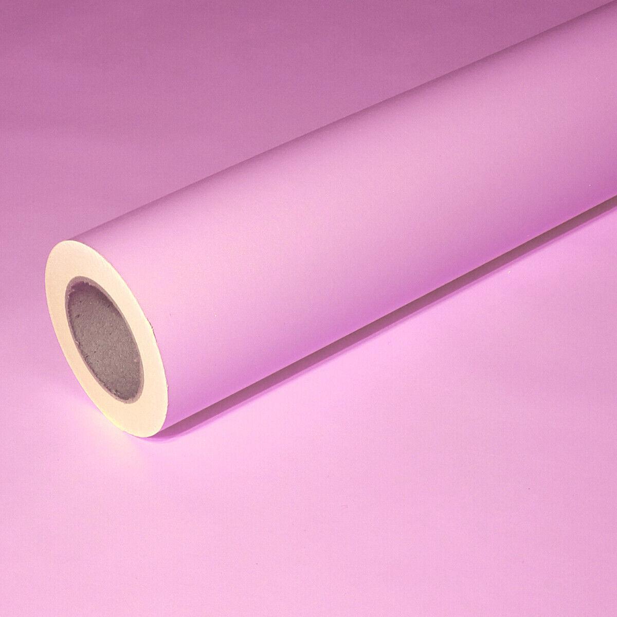 0,47 /m² 50m x 1,00m  junopax regalo de papel resistente a la intemperie mojado firmemente papel Pink