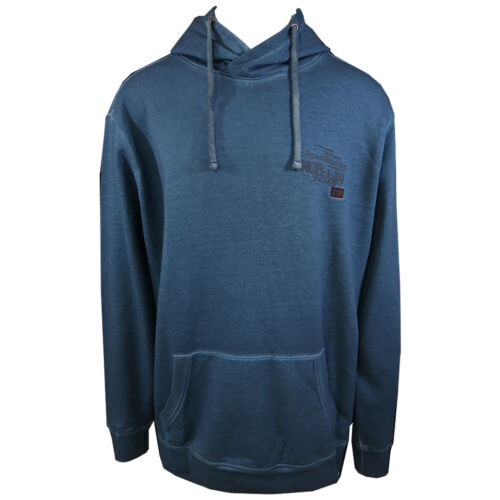 Retail $70 Men/'s Plus Size Hoodie Kitaro Night Blue 2XL-8XL
