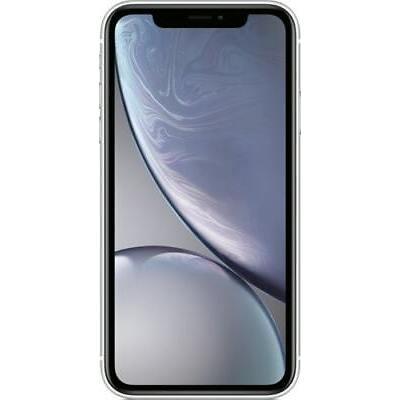 Apple iPhone XR 64GB 6.1/15,49cm Blanco Nuevo 2 Años Garantía