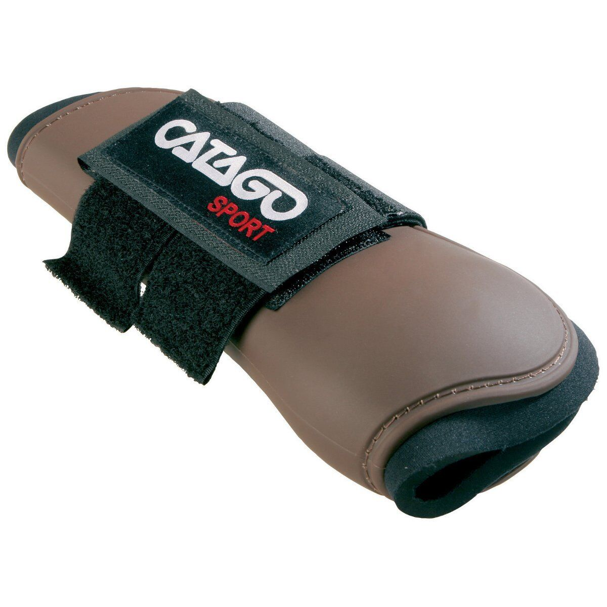 Catago Tendon Boots, 2 Pieces Brown