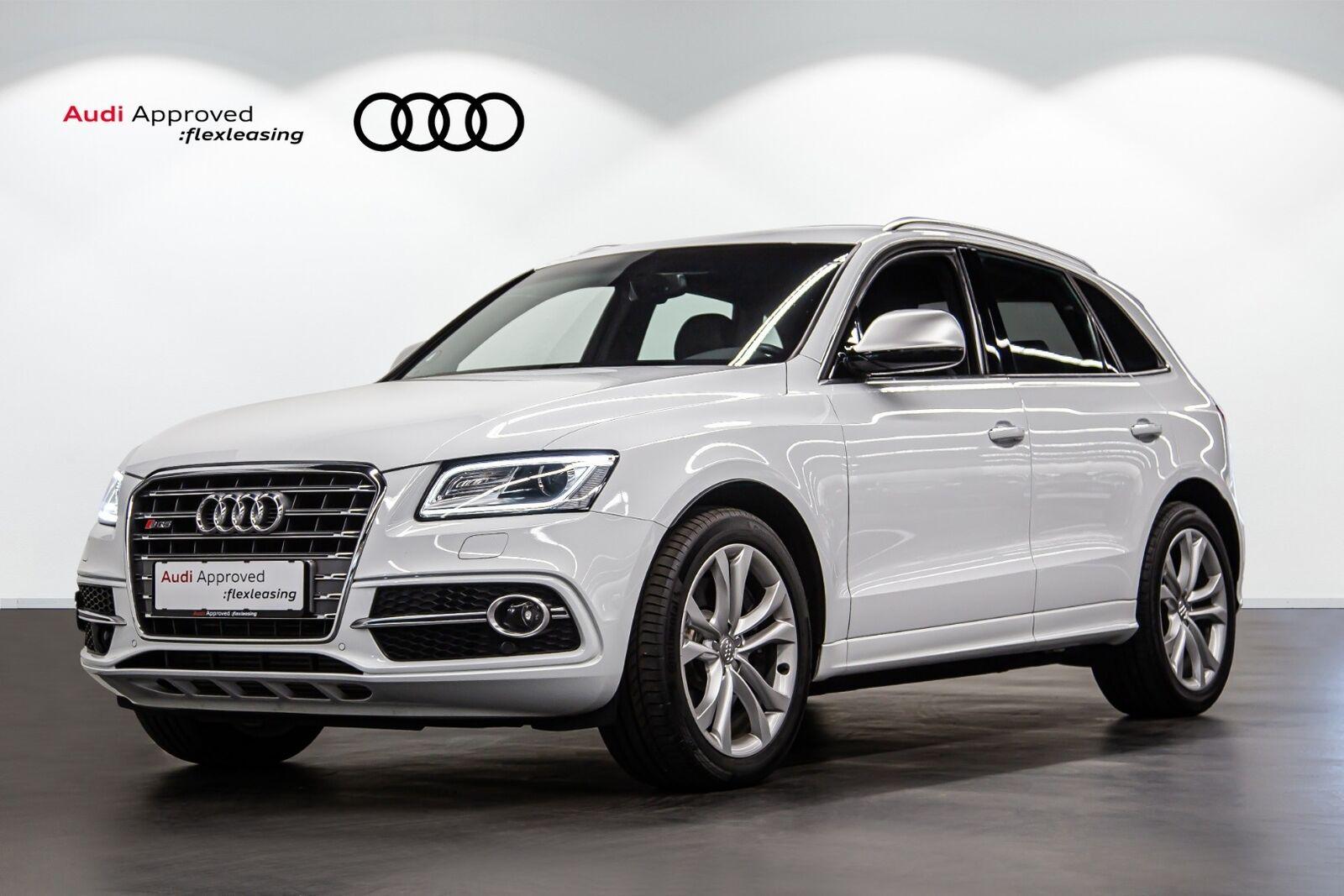 Audi SQ5 3,0 TDi 313 quattro Tiptr. 5d - 2.878 kr.