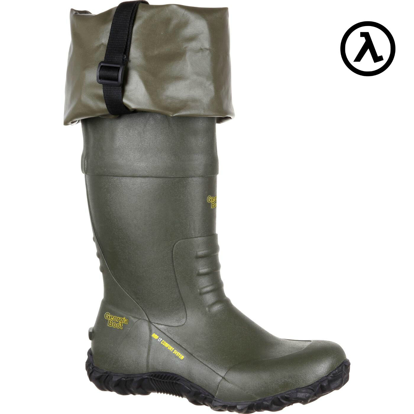 GEORGIA BOOT WATERPROOF HIP WADERS GB00180 - ALL SIZES - NEW
