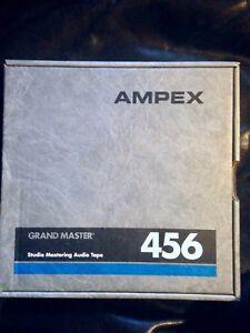 Ampex-456-1-034-Analogue-Tape-Reel