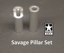 Savage 10/110, 11/111, 12 Aluminum Pillar Set DIY Stock Pillar Bedding