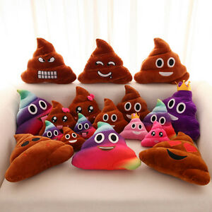 35cm-Cute-Poop-Poo-Family-Emoji-Emoticon-Pillow-Stuffed-Plush-Toy-Cushion-Doll