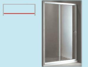 Pareti Per Doccia In Vetro : Cabine docce box parete doccia brixo alu cigno 120xh185 cm. vetro 5